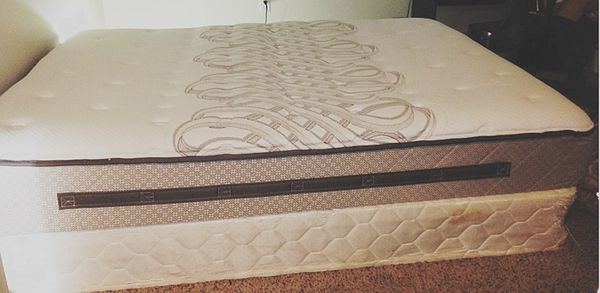 sealy orthopedic mattress queen size pillowtop ap 704 cushion firm sealy posturepedic