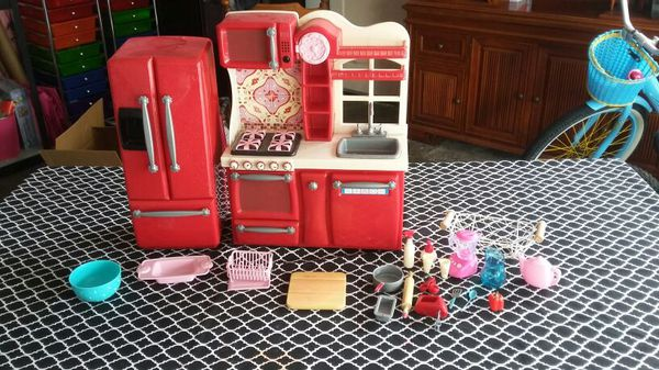 Our Generation kitchen set (Games & Toys) in San Jose, CA - OfferUp
