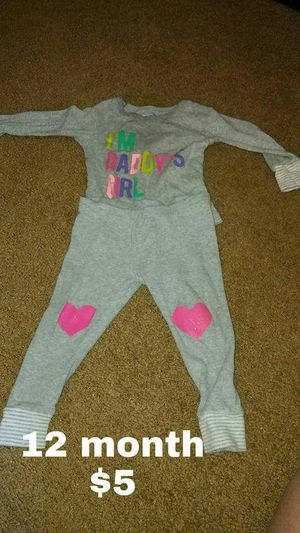 12 month - fall - girl clothes