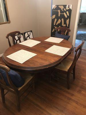 Mahogany Dinning Room Set