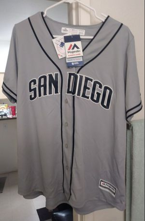 Womens San Diego Padres Majestic Jersey (size XXL) a few available