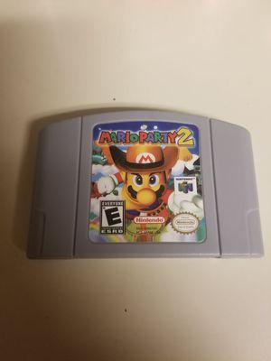 Mario party 2 (Amazing condition!)