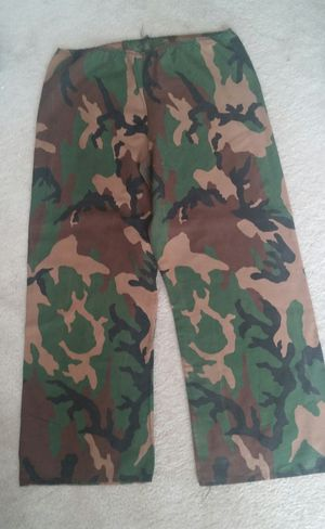 Army Camouflage Pants*Child's Halloween Costume