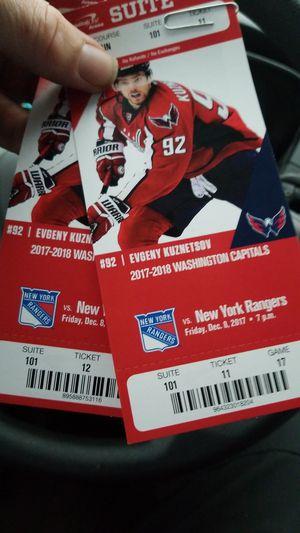 Cap Tickets