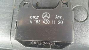 Genuine Mercedes Rear Brake Pad Set 163420112041