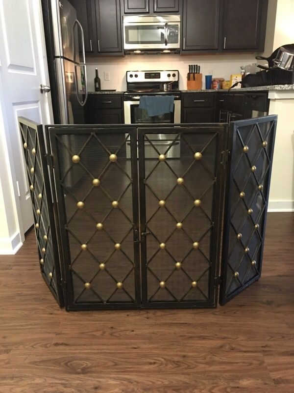 Ballard Design Fireplace Screen (Furniture) in Mount Pleasant, SC ...