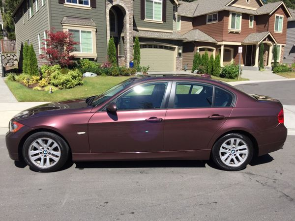2006 Bmw 325xi Awd 1 Owner Great Condition Cars Amp Trucks
