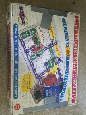 Snap current toy kit