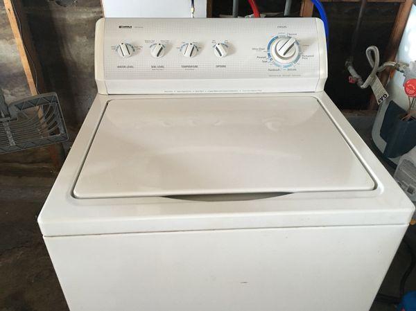 Kenmore washer 700 series Appliances in Clovis CA OfferUp