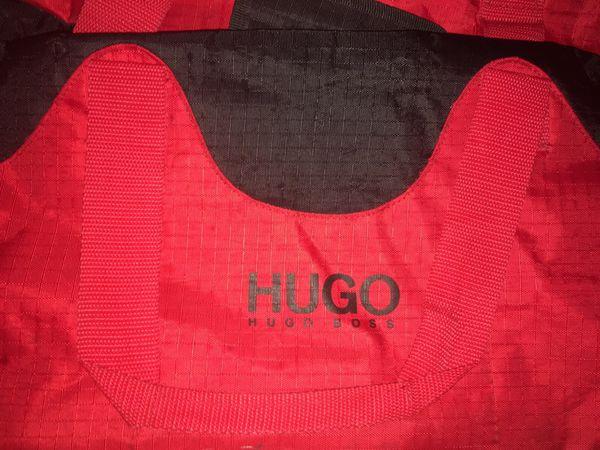 Hugo boss dufflebag