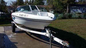 1998 sunbird 15 ft boat