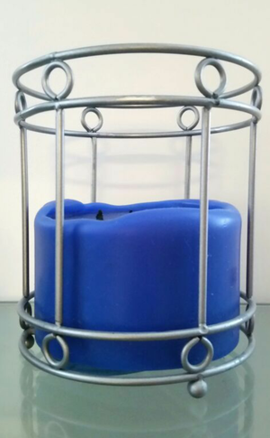PartyLite 3-wick Candle Holder