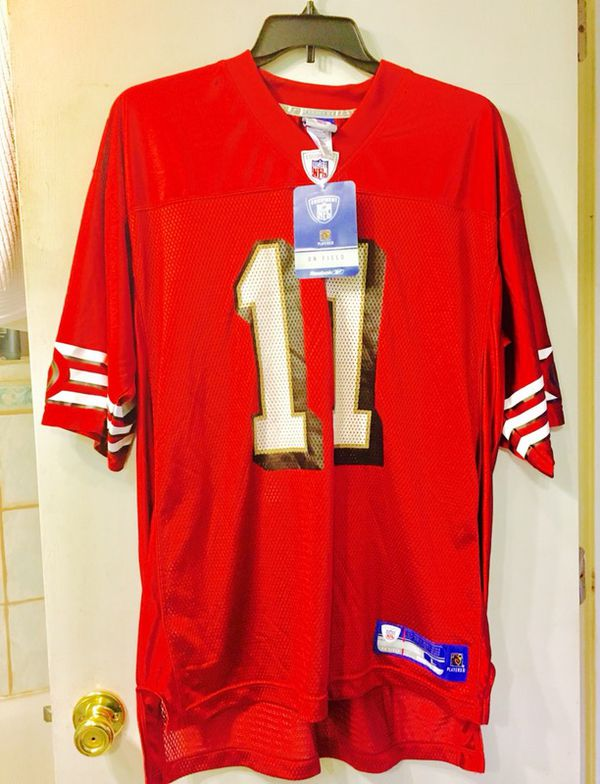Alex Smith Autographed San Francisco 49ers Jersey, brand new with  for cheap