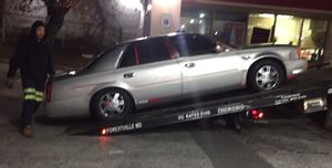 2004 fully loaded Cadillac deville automatic start up as well
