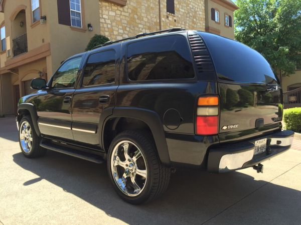 Chevy tahoe super clean cars amp trucks in dallas tx offerup