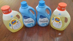 New tide and downy laundry bundle - price firm