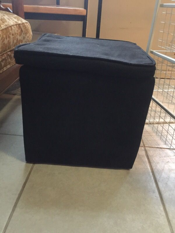 Black storage automan furniture in chicago il offerup for Furniture 60614