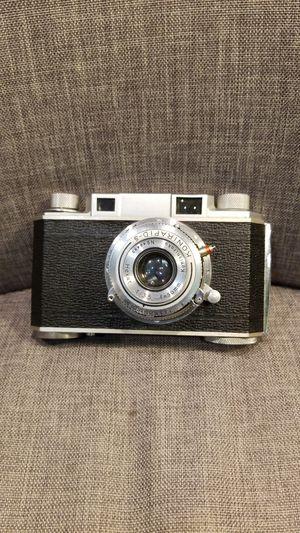 Pre 1950's Konica 35mm Camera with rare lens
