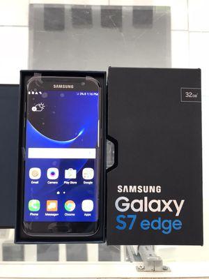Samsung Galaxy S7 Edge Black Unlocked