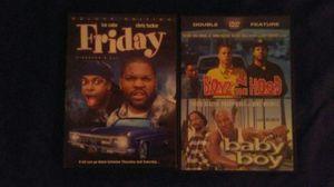 Friday, Baby Boy & Boyz N The Hood