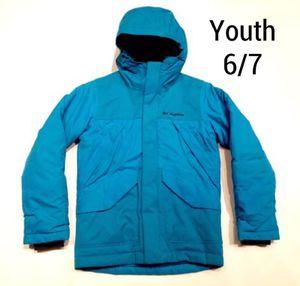 Youth Columbia Coat (6-7)