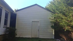 18x21 custom shed for sale