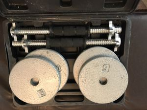 40lb Weight Set