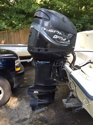 1999 Mercury 200 hp optimax outboard