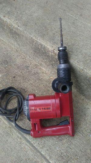 """HILTI TE 22 1"""" steel concrete Hammer Drill"""