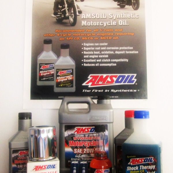 Do it yourself oil change kit amsoil full synthetic motor oil do it yourself oil change kit amsoil full synthetic motor oil motorcycles in weston fl offerup solutioingenieria Image collections