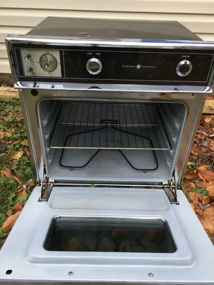 General Electric Antique oven