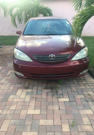 2003 Toyota Camry needs a battery