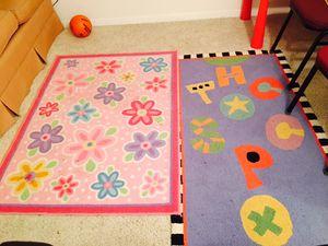 Three kids carpet