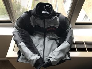 Ducati Motorcycle 3M Reflective Fabric Jacket Size 50 IT (US Size 40 or M) for $150 or Best Offer