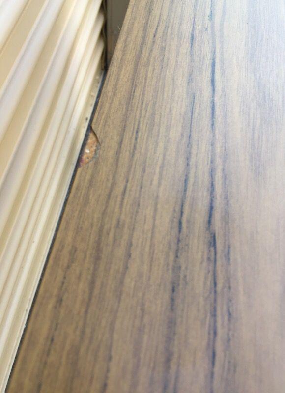 MICA MAID Solid pressed wood TABLE DESK 44