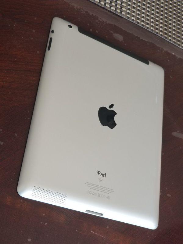 iPad 3rd Generation Unlocked + Wi-Fi