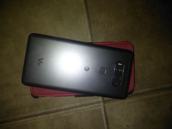 AT&T LG V20 64GB model LG-H910