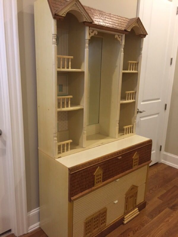 Vintage Girl\'s Dollhouse Twin Bedroom Set (Furniture) in Cary, NC ...