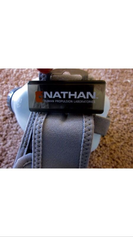 Nathan Human Propulsion Lab Speed 4 Energy Belt Sports