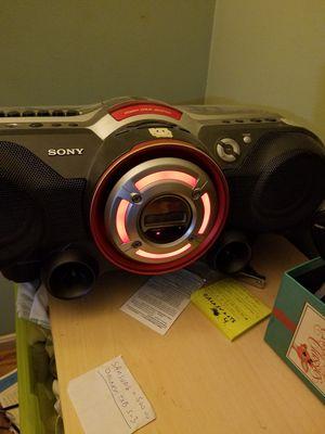 Sony Gpdw boombox