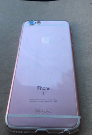 IPhone 6s Rose Gold 16gb Verizon Unlocked