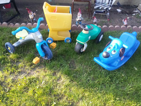 Baby Outside Toys 2