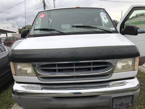 Ford e150 passenger van
