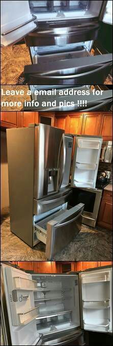 New And Used Refrigerators For Sale In Sioux Falls Sd Offerup