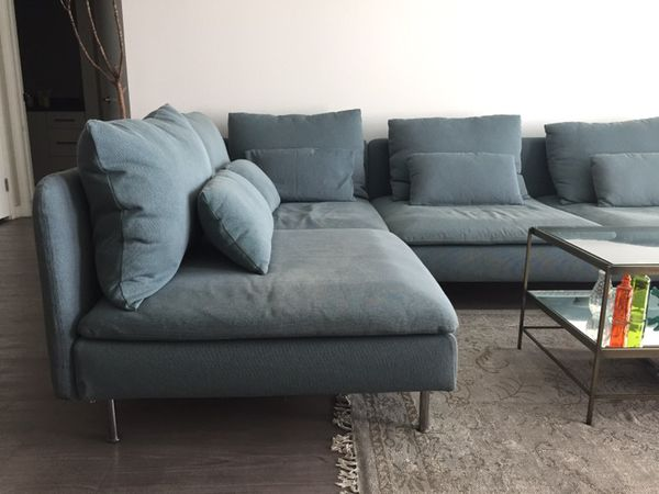Awesome Ikea Soderhamn Sofa Couch Furniture In Los