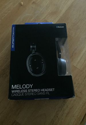 Melody wireless stereo headset