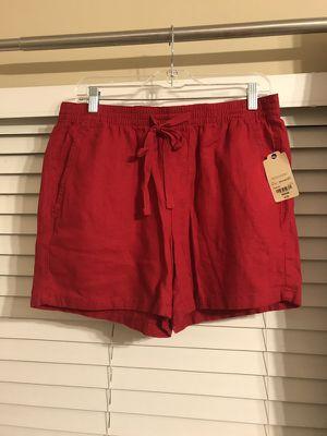 Brand New red shorts! Medium