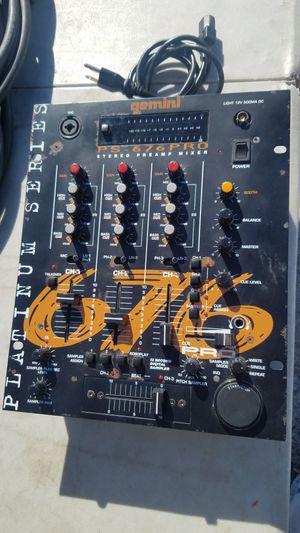 Genini dj mixer