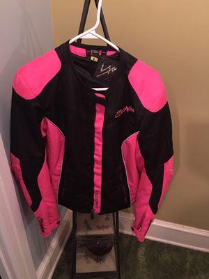 Women's scorpion riding jacket