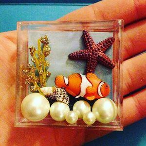 Miniature diorama art